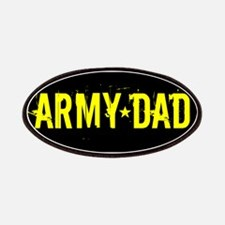 U.S. Army: Dad (Black & Gold) Patch
