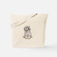 Lhasa Apso (R) Tote Bag