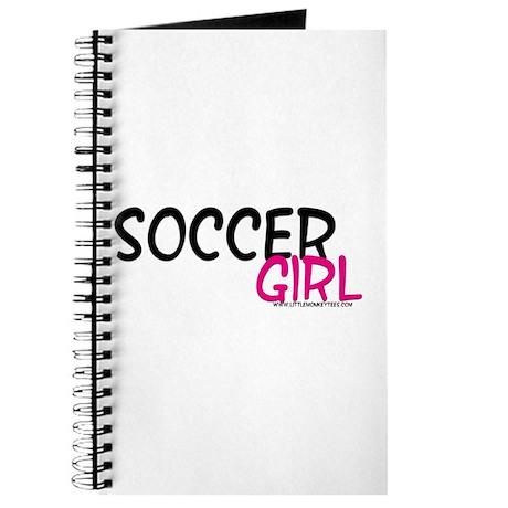 Soccer Girl Journal