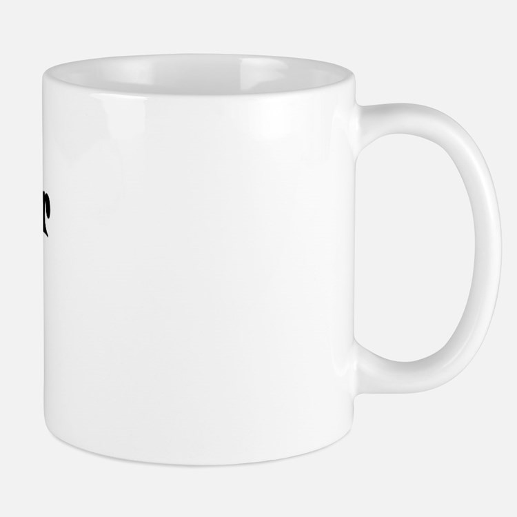 Safflower lover Mug
