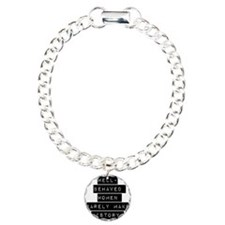 Well Behaved Women Bracelet