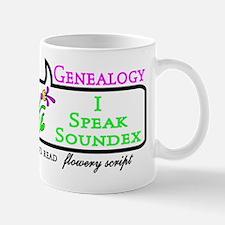 Genealogy Humor Soundex Mug