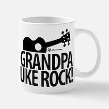 Grandpa Uke Rock! Mugs