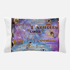 Zodiac Cosmos Pillow Case