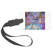 Zodiac Cosmos Luggage Tag