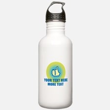 Thumbs Up | Personalized Water Bottle
