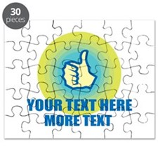 Thumbs Up | Personalized Puzzle