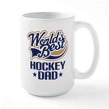 Hockey Dad Gift Mugs