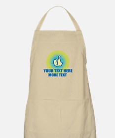 Thumbs Up | Personalized Baking Apron For Mom