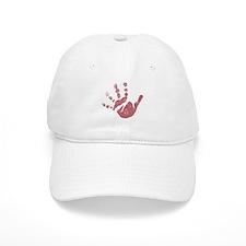 Handprint Designs Baseball Cap
