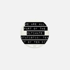 We Are All Part Mini Button