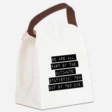 We Are All Part Canvas Lunch Bag