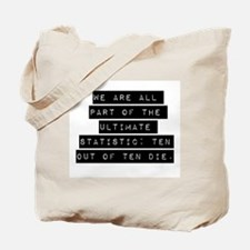 We Are All Part Tote Bag