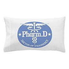 Caduceus Pharm.D Pillow Case
