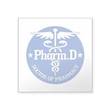 Caduceus Pharm.D Sticker
