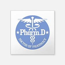 Caduceus Pharm.D Sticker