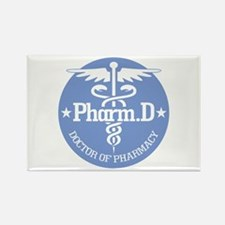 Caduceus Pharm.D Magnets