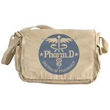 Caduceus Pharm.D Messenger Bag
