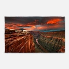 Grand Canyon Sunset 3'x5' Area Rug