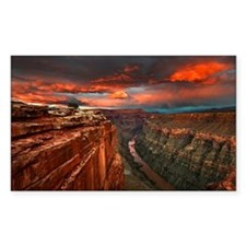 Grand Canyon Sunset Decal