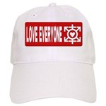 Love Poly Red Cap