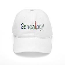 Genealogy Brick Wall Baseball Cap