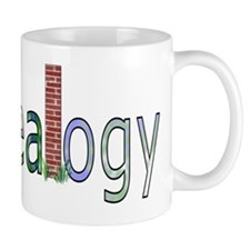 Genealogy Brick Wall Mug