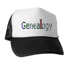 Genealogy Brick Wall Trucker Hat