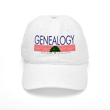 Genealogy Bug Baseball Cap