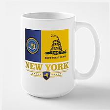 New York Gadsden Flag Mugs