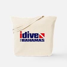 idive (Bahamas) Tote Bag