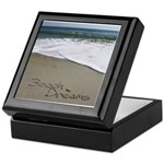 Beach Dreams by Beachwrite Keepsake Box