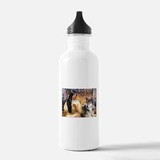 Grey Wolf.jpg Water Bottle