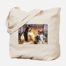 Grey Wolf.jpg Tote Bag