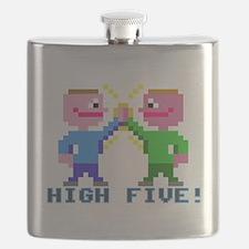 High Five! (v2) Flask