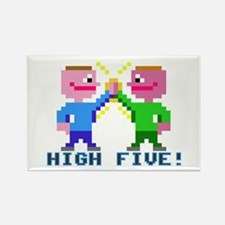 High Five! (v2) Rectangle Magnet