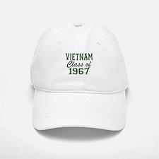 Vietnam Class of 1967 Baseball Baseball Baseball Cap