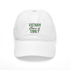 Vietnam Class of 1967 Baseball Baseball Cap