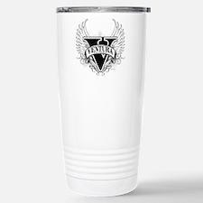 Ventura CA Dark Travel Mug