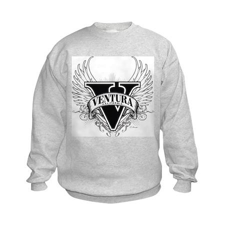 Ventura CA Dark Sweatshirt