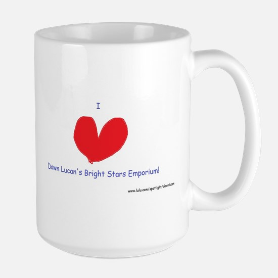 Bright Star's Coffee Cup Mugs