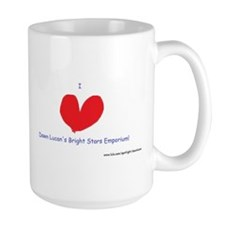 Bright Star's Coffee Cup Mugs