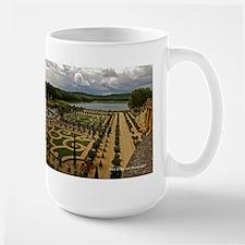 Versailles Garden MugMugs