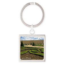 Versailles Square Keychain Keychains