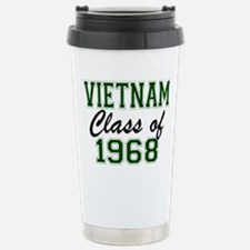 Vietnam Class of 1968 Travel Mug