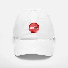 Stop Sharia Baseball Baseball Baseball Cap