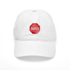 Stop Sharia Baseball Baseball Cap