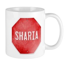 Stop Sharia Mugs
