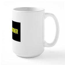 Army Brother: Black and Gold Mug