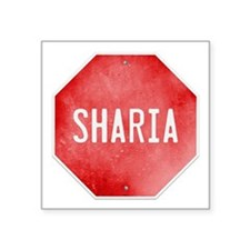 Stop Sharia Sticker